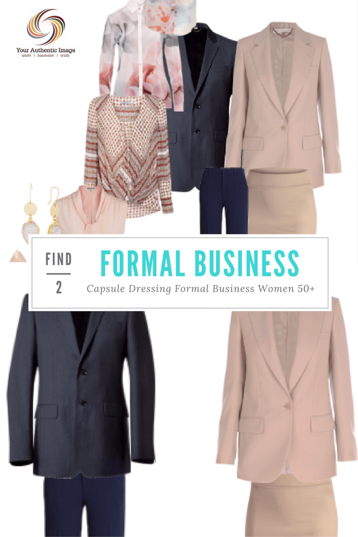 Find 2 – Formal Business