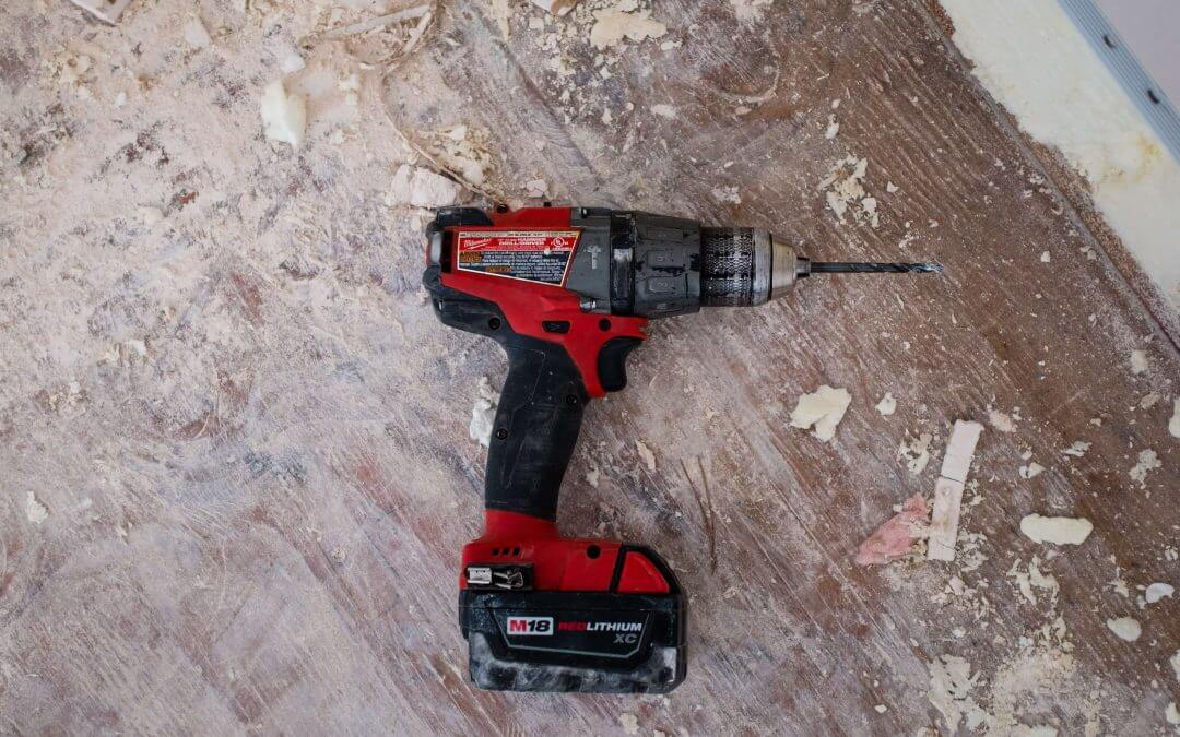 I bought a drill?