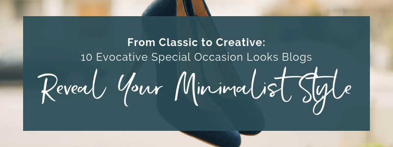Reveal Your Minimalist Style