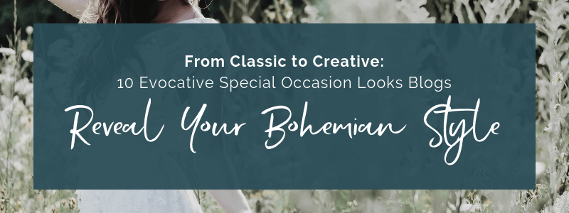 Reveal Your Bohemian Style